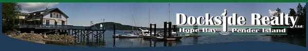 Dockside Realty: Pender Island Realtors