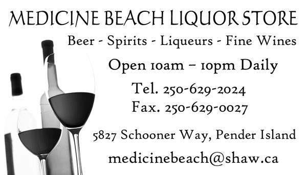Pender Island Liquor Store