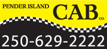 Pender Island Cab Company